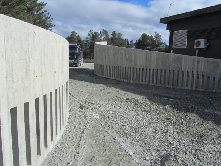 Mur -og betongarbeider